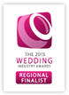 Regional Finalist - Wedding Industry Awards