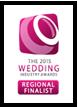 Regional Finalist - Wedding Industry Awards