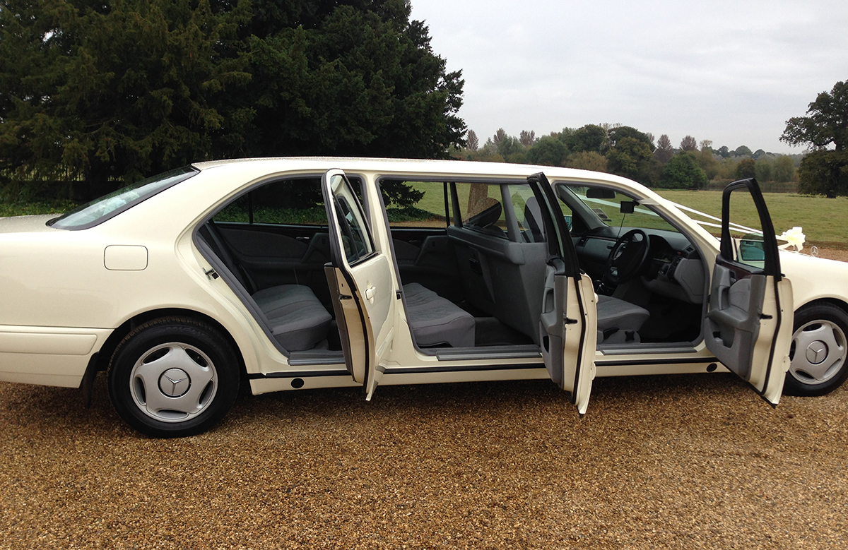 Mercedes E Estate  Seater