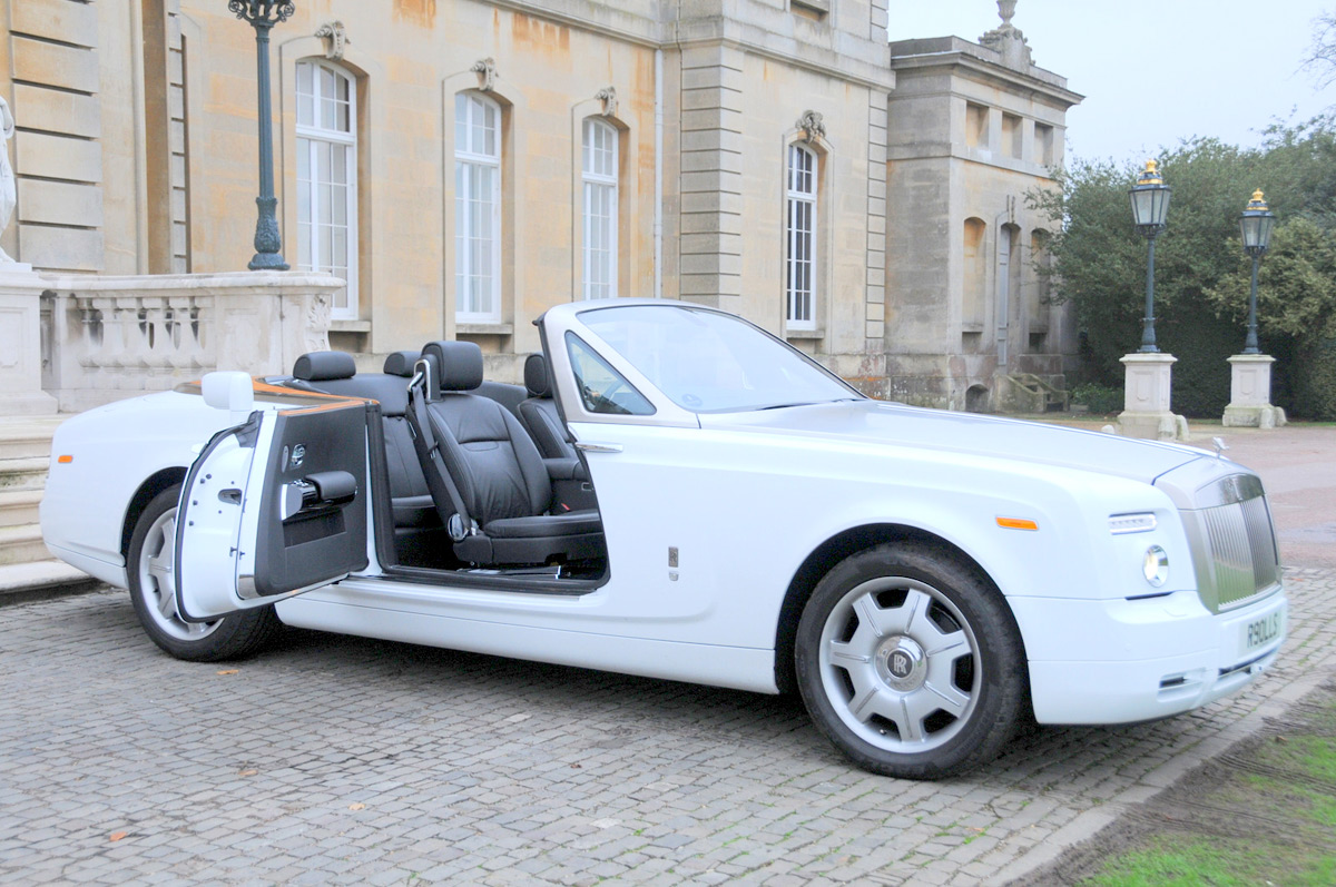 Rolls Royce Phantom Drophead Prestige Amp Classic Wedding Cars