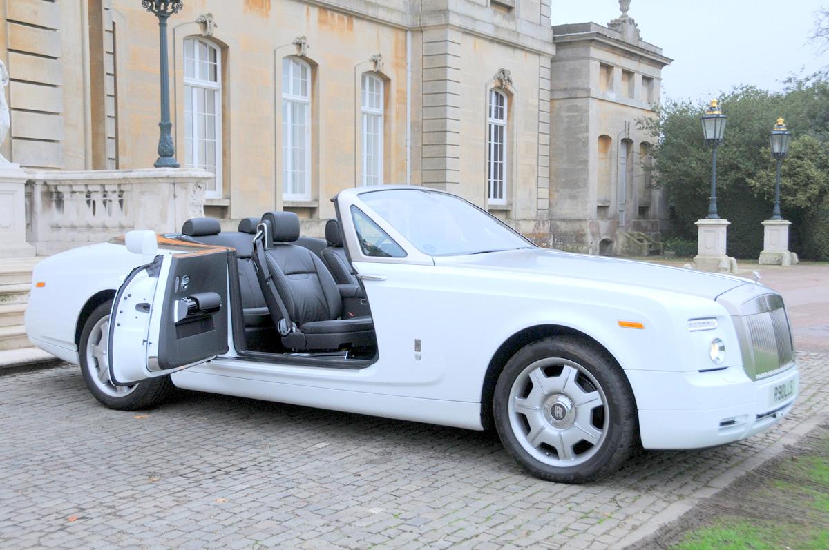 Rolls Royce Phantom Drophead Prestige Amp Classic Wedding Cars