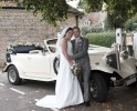 beauford-wedding-car-hire-2-door-side-bride-groom