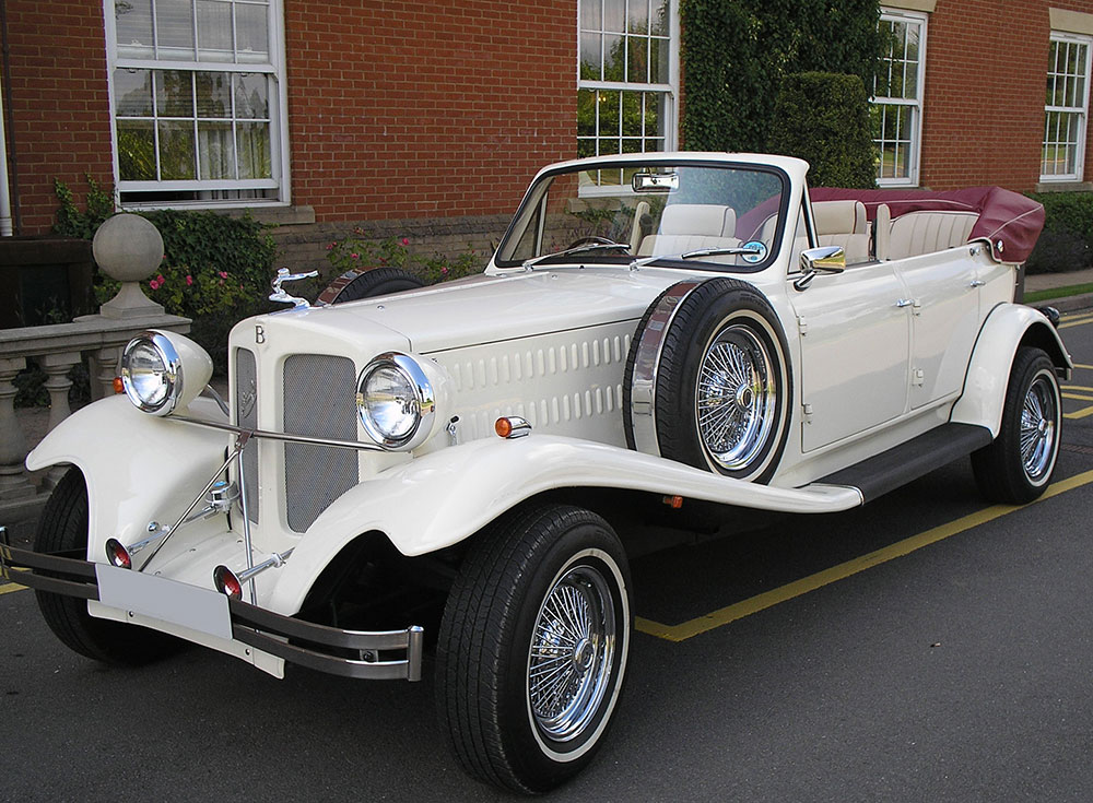 Beauford Tourer Hire Prestige Amp Classic Wedding Cars