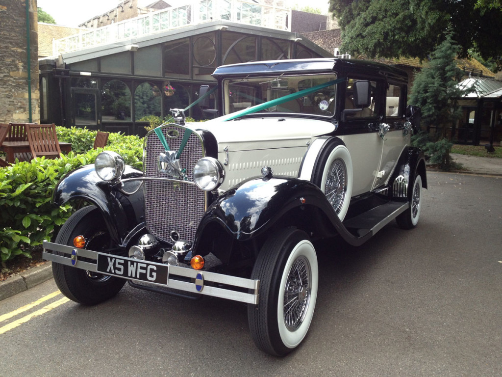 Elite Motor Cars: Prestige & Classic Wedding Cars
