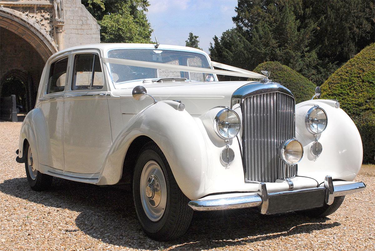 Bentley MK VI Hire | Prestige & Classic Wedding Cars